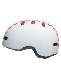LIL RIPPER 2020 CHECKERS MATTE WHITE/PINK TODDLER